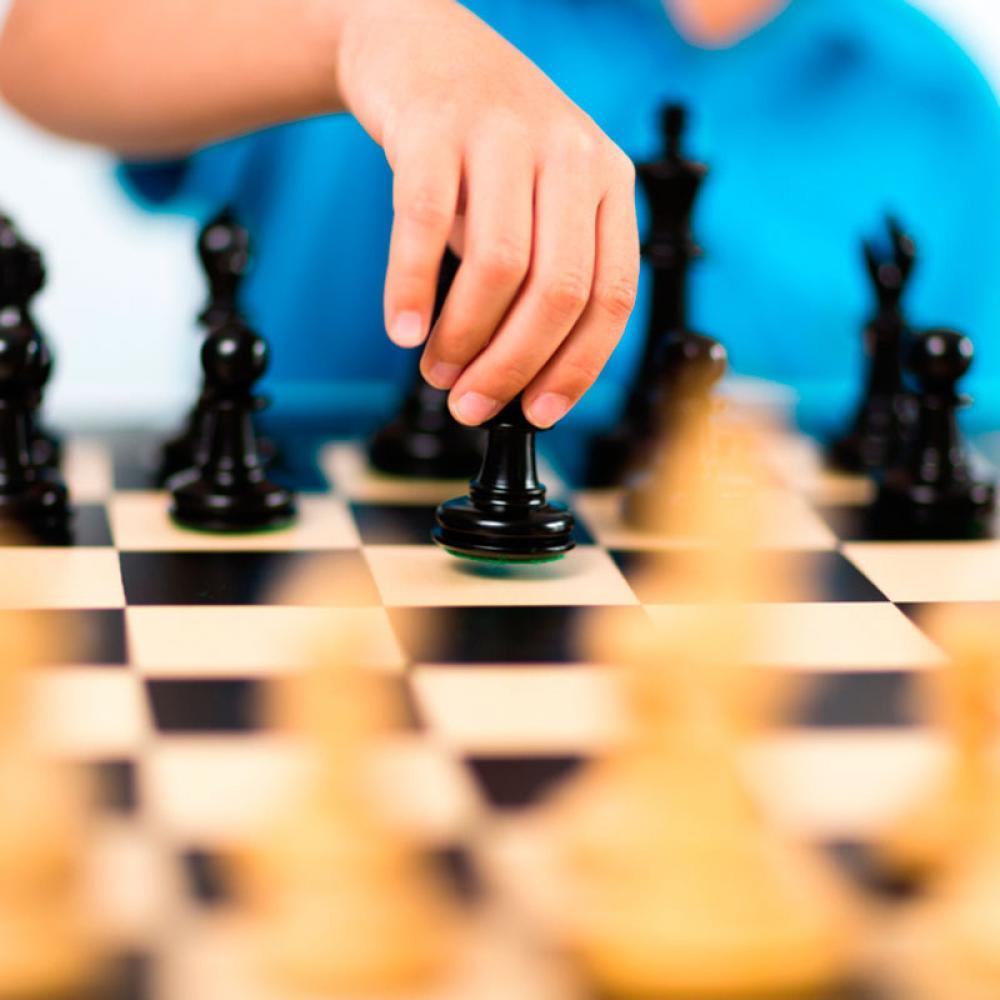 Клуб «Шахматное королевство»
